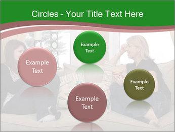 Conversation PowerPoint Template - Slide 77