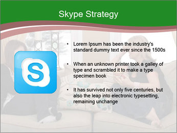 Conversation PowerPoint Template - Slide 8
