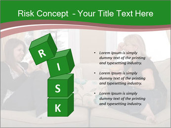 Conversation PowerPoint Templates - Slide 81