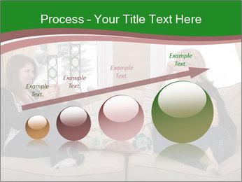 Conversation PowerPoint Template - Slide 87