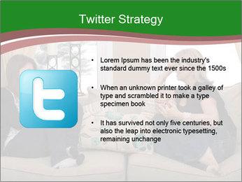Conversation PowerPoint Template - Slide 9