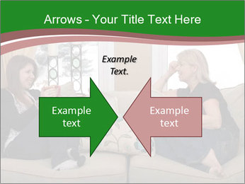 Conversation PowerPoint Template - Slide 90
