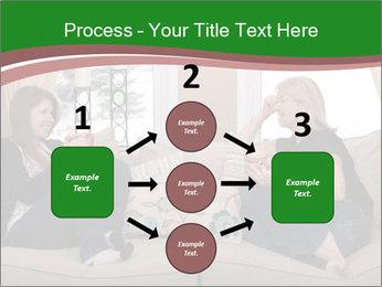 Conversation PowerPoint Template - Slide 92