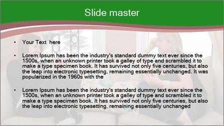 Conversation PowerPoint Template - Slide 2