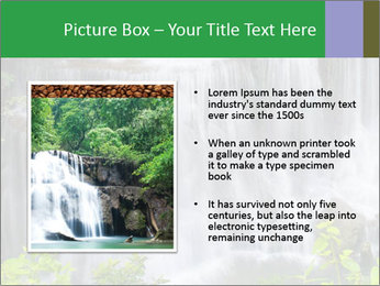 Water fall PowerPoint Templates - Slide 13