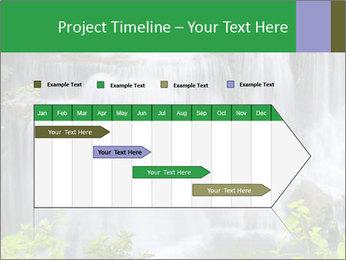 Water fall PowerPoint Template - Slide 25