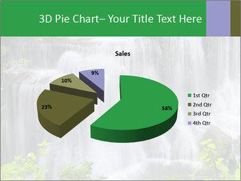 Water fall PowerPoint Template - Slide 35