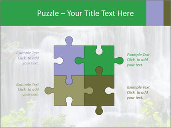 Water fall PowerPoint Templates - Slide 43