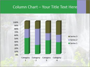 Water fall PowerPoint Template - Slide 50
