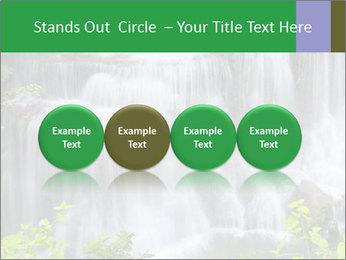 Water fall PowerPoint Template - Slide 76