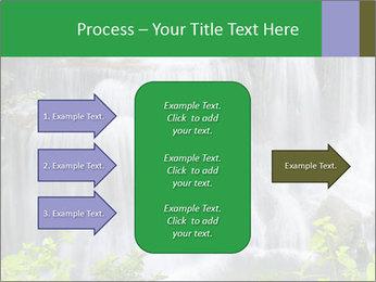 Water fall PowerPoint Template - Slide 85