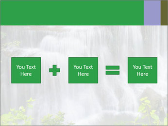 Water fall PowerPoint Templates - Slide 95