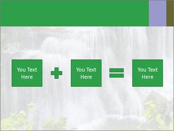 Water fall PowerPoint Template - Slide 95