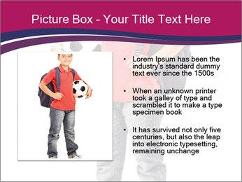 Child PowerPoint Template - Slide 13