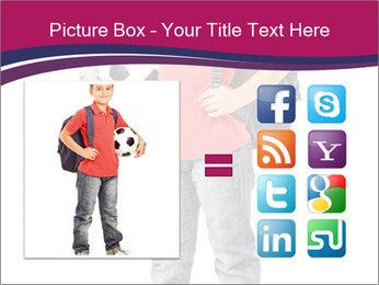 Child PowerPoint Template - Slide 21