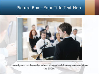Business people PowerPoint Template - Slide 16