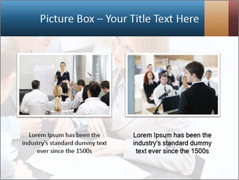 Business people PowerPoint Template - Slide 18