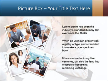 Business people PowerPoint Template - Slide 23