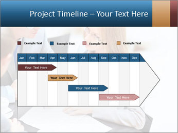 Business people PowerPoint Template - Slide 25
