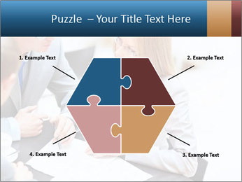 Business people PowerPoint Template - Slide 40