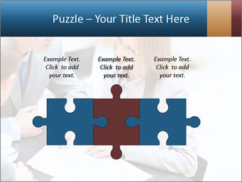 Business people PowerPoint Template - Slide 42