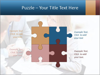 Business people PowerPoint Template - Slide 43