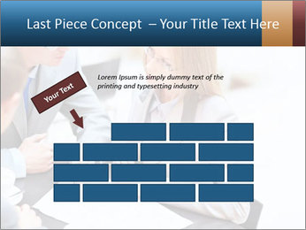 Business people PowerPoint Template - Slide 46