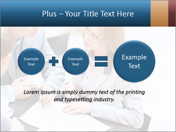 Business people PowerPoint Template - Slide 75