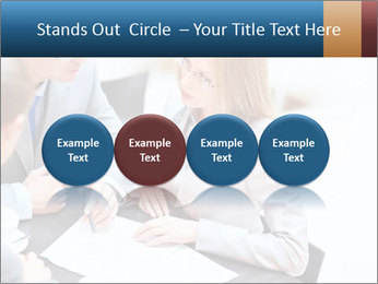 Business people PowerPoint Template - Slide 76