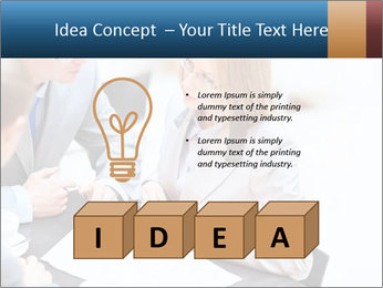 Business people PowerPoint Template - Slide 80