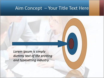 Business people PowerPoint Template - Slide 83