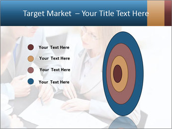 Business people PowerPoint Template - Slide 84