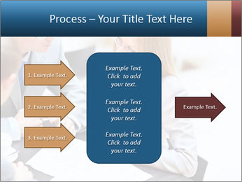 Business people PowerPoint Template - Slide 85