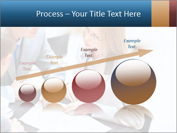 Business people PowerPoint Template - Slide 87