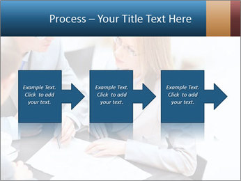 Business people PowerPoint Template - Slide 88