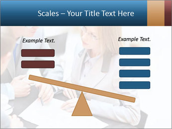 Business people PowerPoint Template - Slide 89