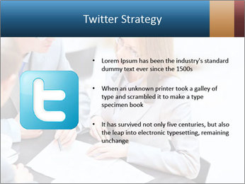 Business people PowerPoint Template - Slide 9