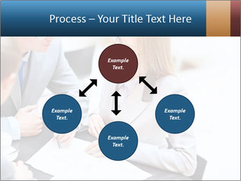 Business people PowerPoint Template - Slide 91