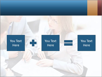 Business people PowerPoint Template - Slide 95