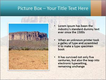 A mountain PowerPoint Template - Slide 13