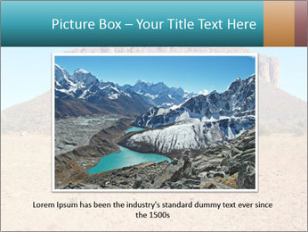 A mountain PowerPoint Templates - Slide 16