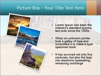 A mountain PowerPoint Template - Slide 17