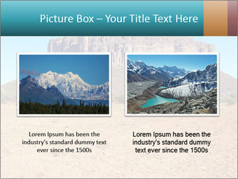 A mountain PowerPoint Templates - Slide 18