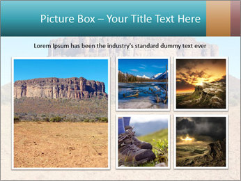 A mountain PowerPoint Templates - Slide 19