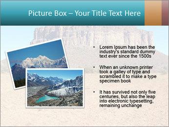 A mountain PowerPoint Template - Slide 20