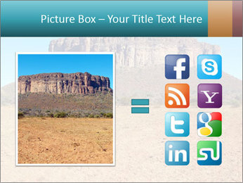 A mountain PowerPoint Templates - Slide 21