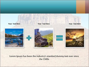 A mountain PowerPoint Templates - Slide 22