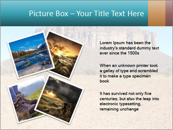 A mountain PowerPoint Templates - Slide 23