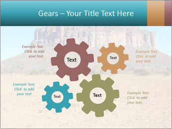 A mountain PowerPoint Templates - Slide 47