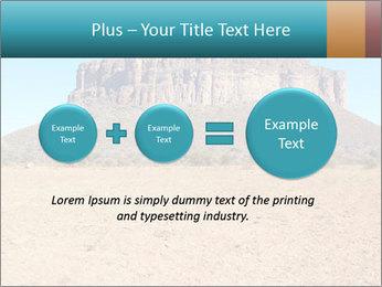 A mountain PowerPoint Template - Slide 75